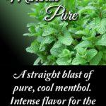 MENTHOL Pure-