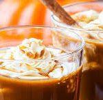pumkin spiced latte