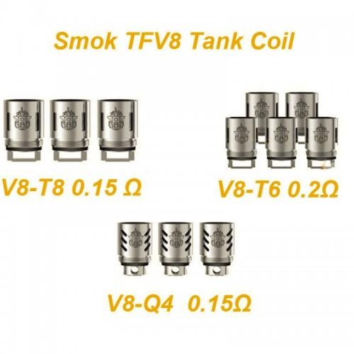 tfv8 coils